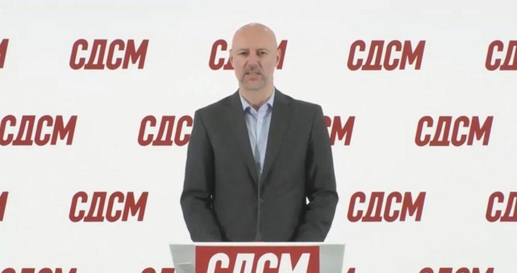 СДСМ: Нашата Влада стана искрен партнер на работниците, синдикатите и на работодавачите во нашата држава