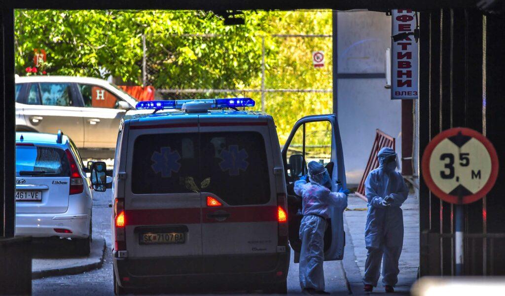 КОВИД ЦЕНТРИ: Еден нов пациент во Скопје во изминатите 24 часа и уште 9 во другите градови во Македонија, каде вкупно се лекуваат 90 лица