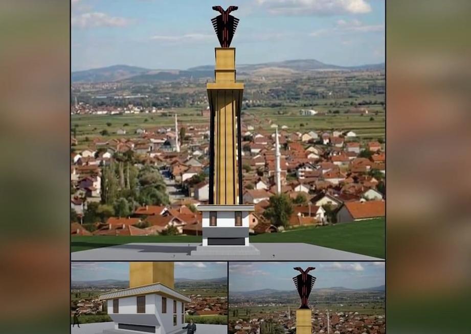 Во Липково ќе никне спомен кула на ОНА, локалната власт ќе потроши 200 000 евра