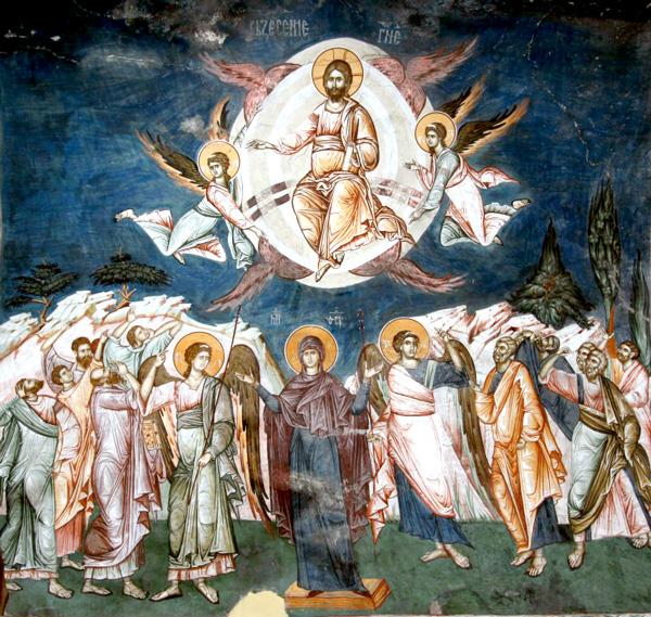 ВОЗНЕСЕНИЕ ГОСПОДОВО – СПАСОВДЕН: Христе Боже, кој се вознесе во слава, помилуј нè, амин