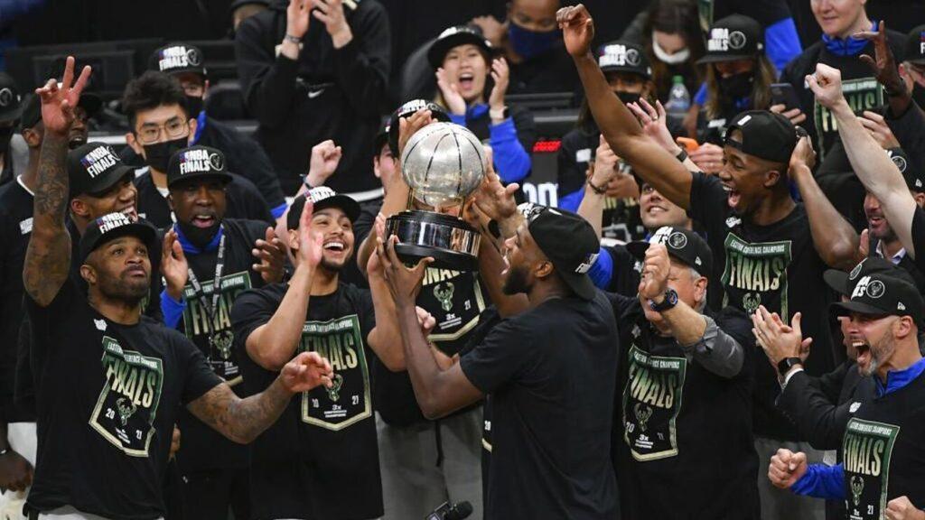 Милвоки втор пат во историјата ја освои шампионската титула во НБА