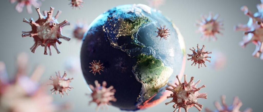 Смртноста од Ковид-19 во светот се зголеми за повеќе од 20 отсто