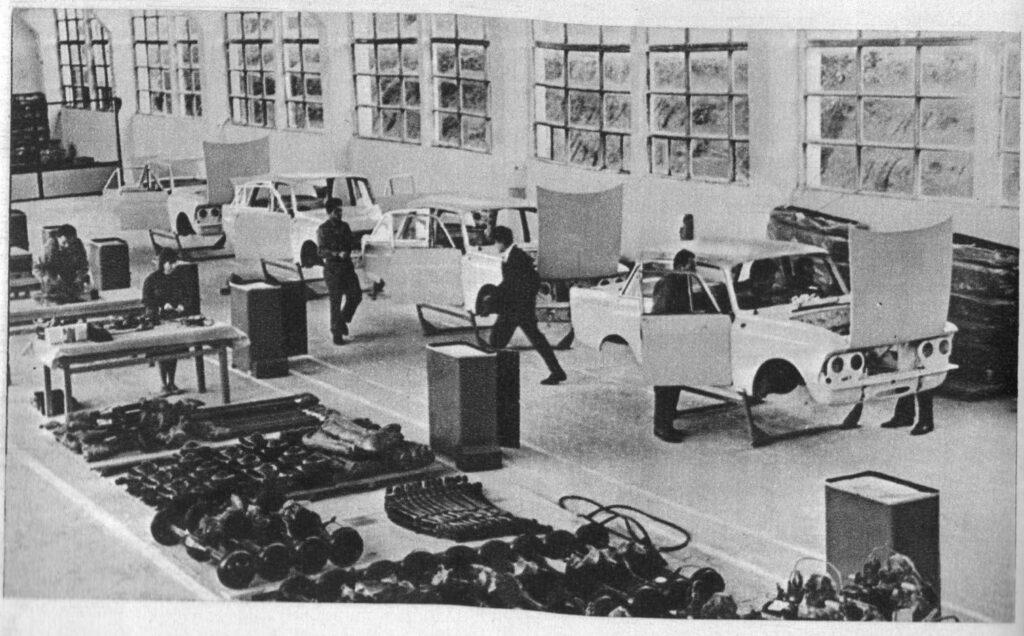 """Педесет години по првиот """"Москвич"""" во фабриката во Ловеч се очекува и првиот електромобил"""