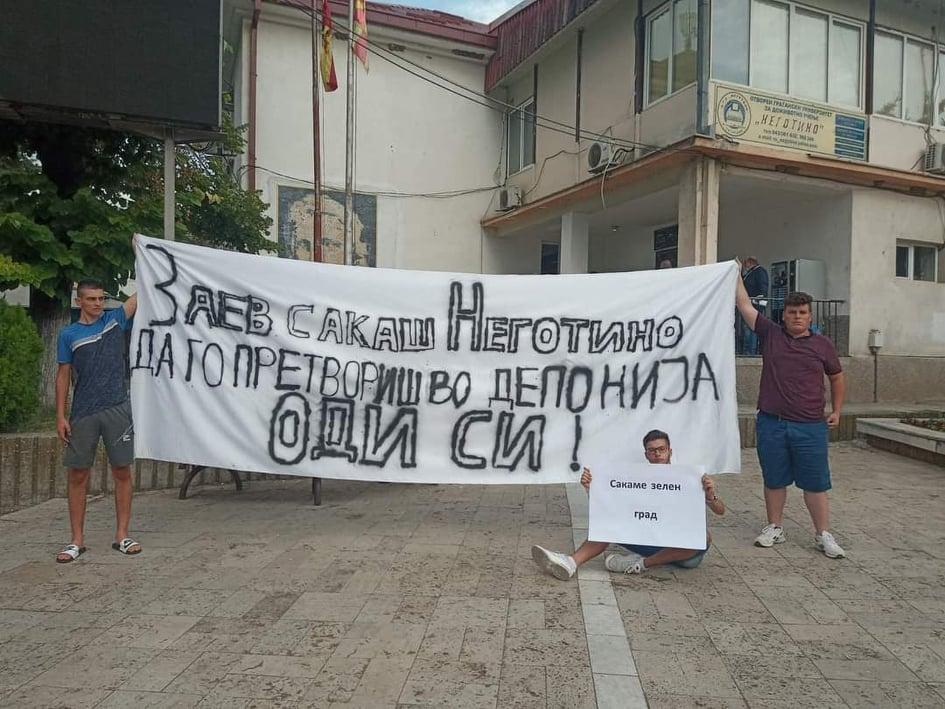 ПЕНКОВ: Нема да дозволиме профит на Заев oд горење отпад и труење на граѓаните во Тиквешко
