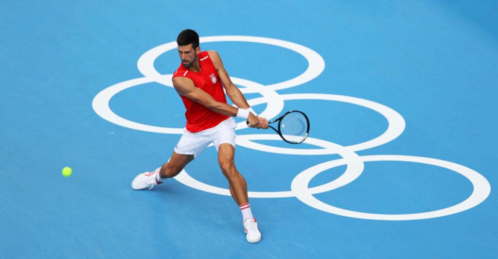 Ѓоковиќ без проблеми се пласираше во осминафиналето на Олимписките игри