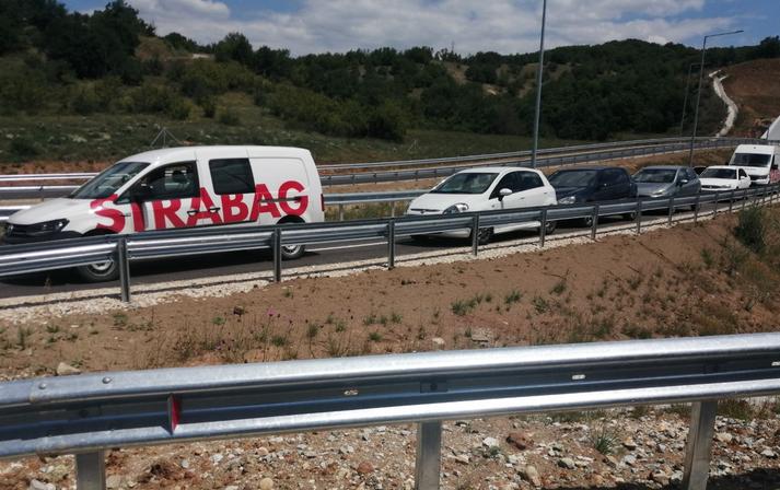 Од утре целосно затворен сообраќајот на делницата помеѓу клучките Штип-Запад и Штип-Југ