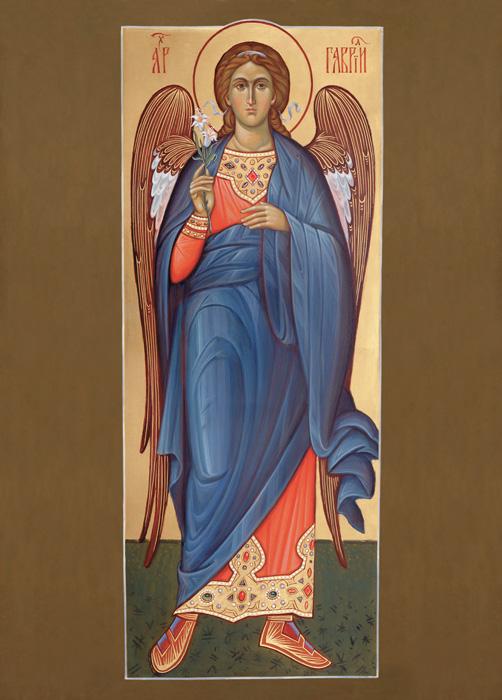 СВ. АРХАНГЕЛ ГАВРИЛ: Денеска се слават и чествуваат чудата на големиот Божји Архангел
