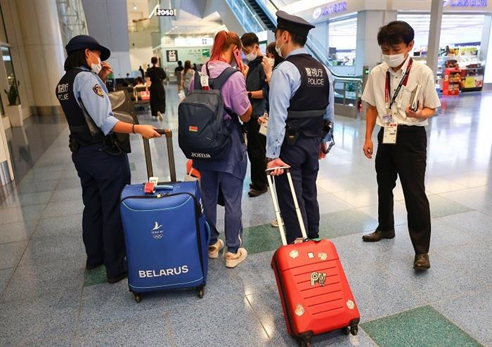 Белоруската атлетичарка Тимановскаја побарала азил во Јапонија
