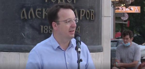 НИКОЛОСКИ ОД КИСЕЛА ВОДА: Темелковски е неработник, на 17 октомври ќе славиме со Орце!