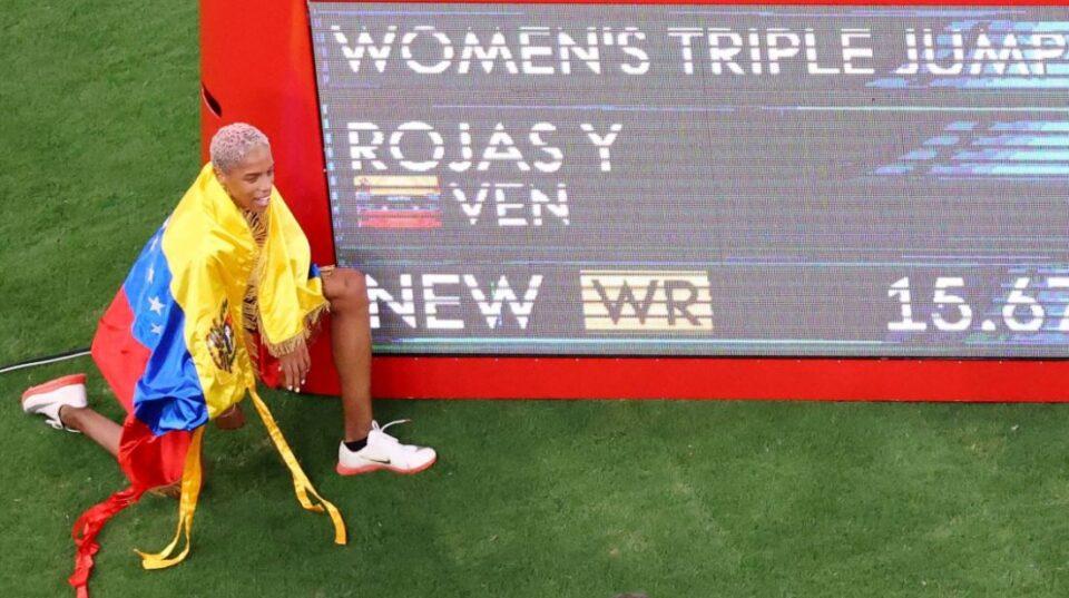 ОИ ТОКИО: Венецуелката Јулимар Рохас со светски рекорд во трискок