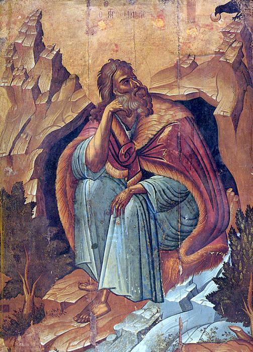 ДЕНЕСКА Е СВ. ИЛИЈА: Кога се родил ангели Божји го повивале во оган и му давале да јаде пламен
