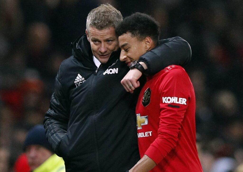 Солскер го брани Лингард за грешката поради која изгубија Манчестер Јунајтед