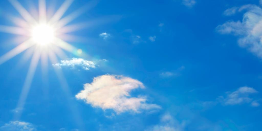 """ПО ЛАДНИОТ БРАН: За викендот пак сонце и """"есенско лето"""" со температури и до 32 степена"""