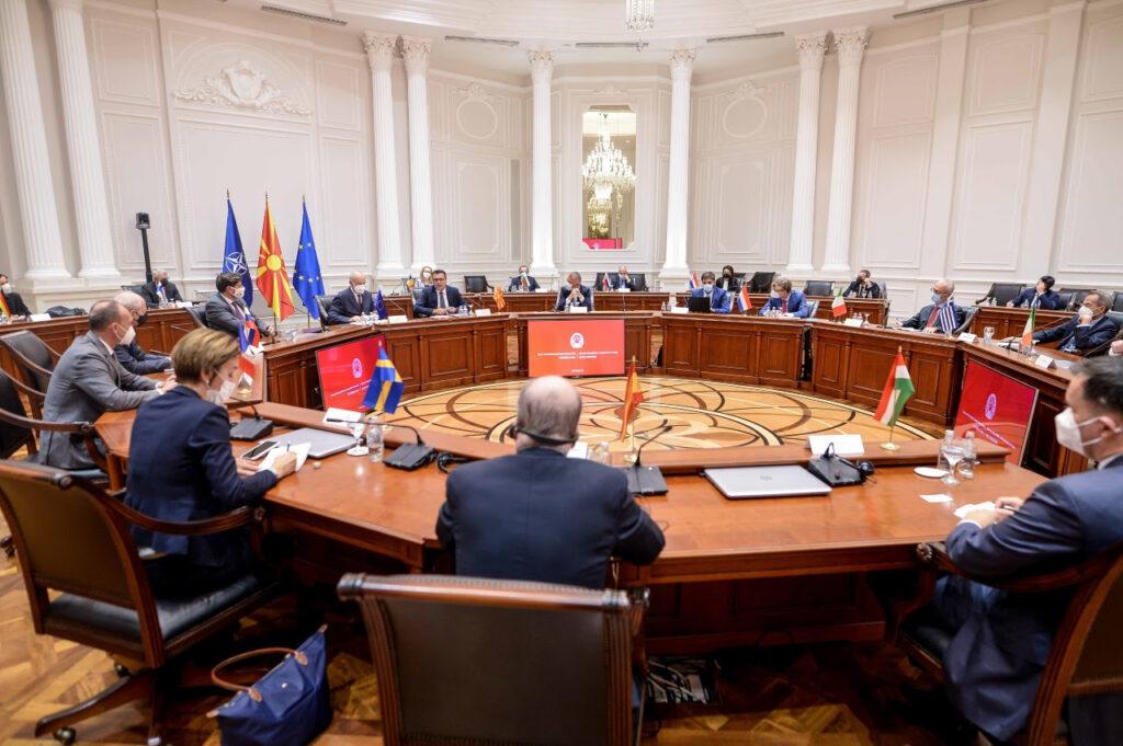 ЗАЕВ: Си ги завршивме домашните задачи и целосно сме подготвени за преговорите со ЕУ