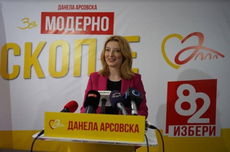 Каевски со обвинувања за Арсовска, таа возрати дека тој безобразно лаже и му најави тужба