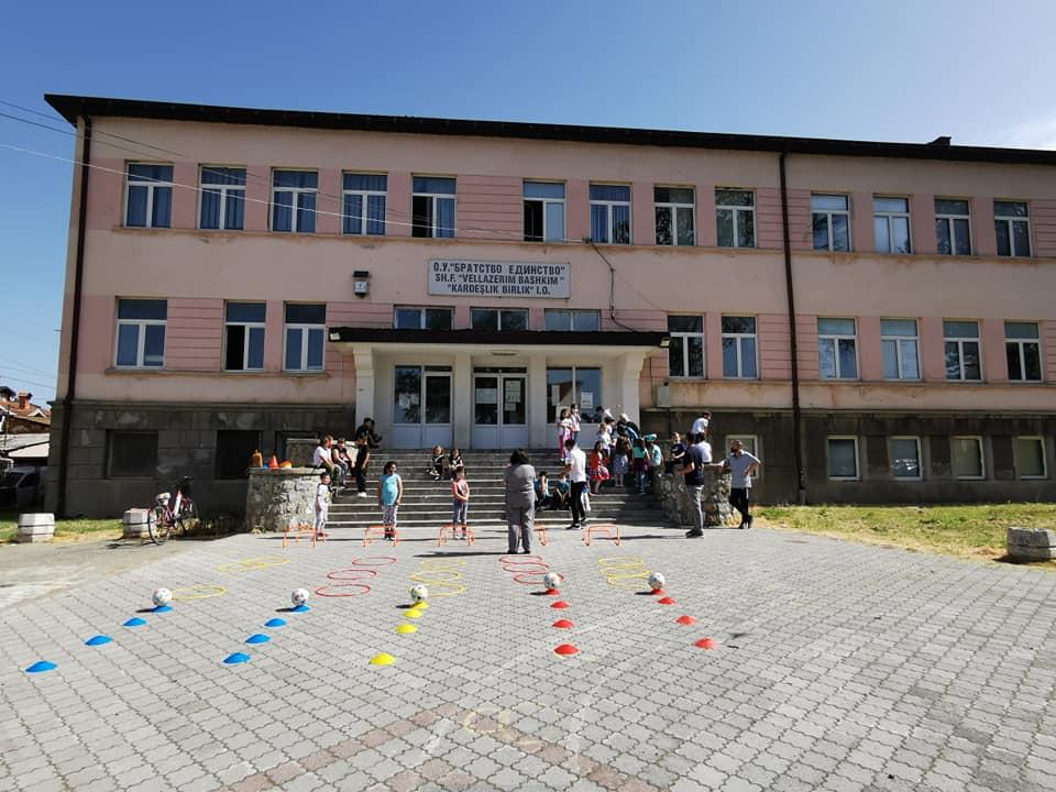 """177 деца од ОУ """"Братство Единство"""" во Охрид во изолација поради контакт со позитивни професори"""