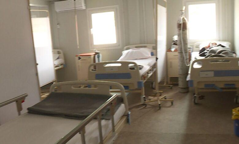 Во петок се затвора монтажната болница во Гостивар