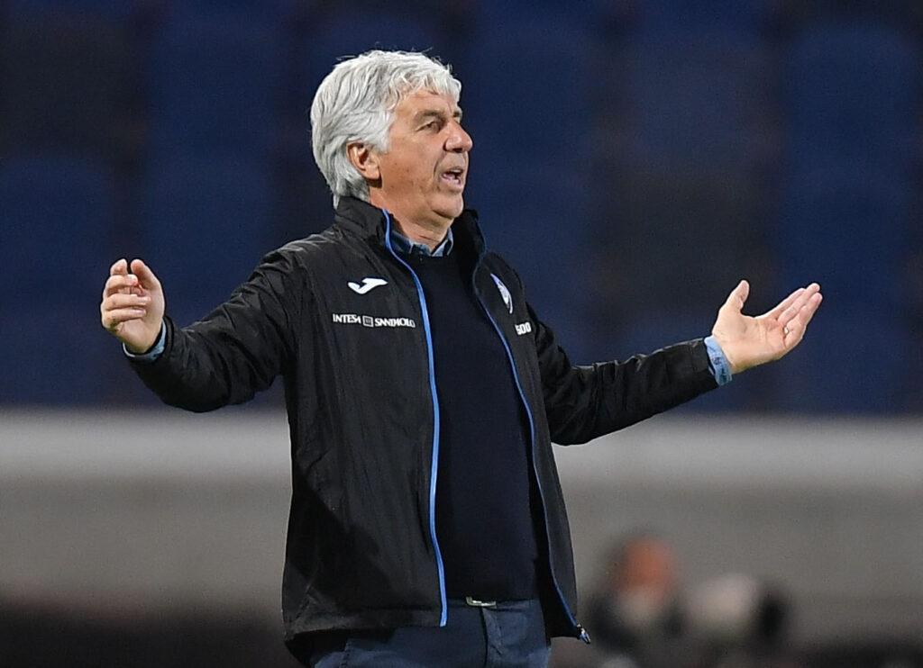 Гасперини: Аталанта има тешка група сезонава во Лигата на шампионите