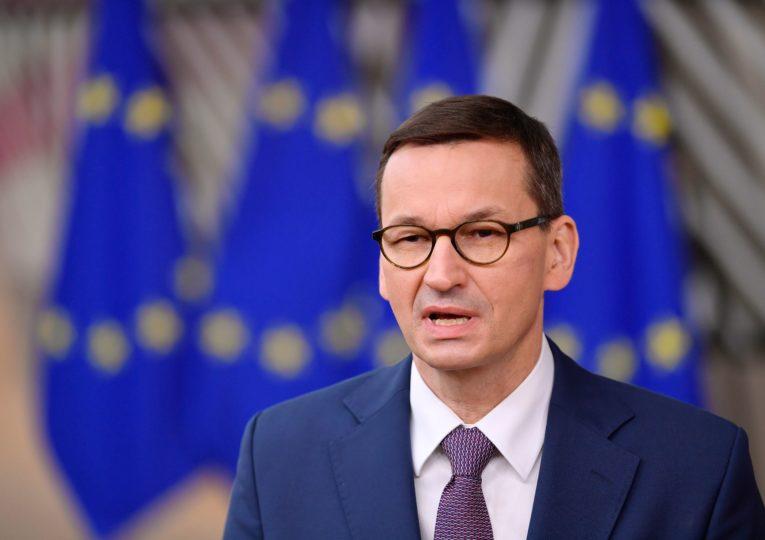 Моравиецки ќе ја претстави позицијата на Полска пред европратениците во Стразбур