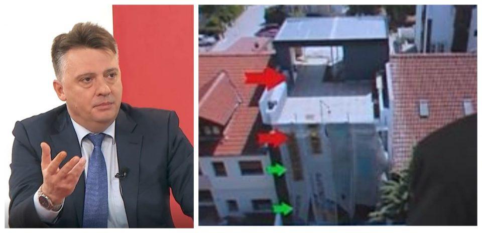 ВМРО-ДПМНЕ: Шилегов е урбан мафијаш – дали фирмите кои му ја градат семејната дивоградба добивале тендери од Градот?