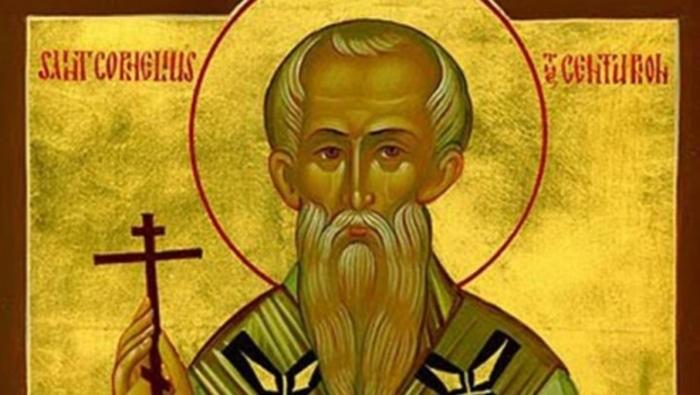 КАЛЕНДАР НА МПЦ: Денеска е Св. свештеномаченик Корнилиј (Претпразненство на Крстовден)