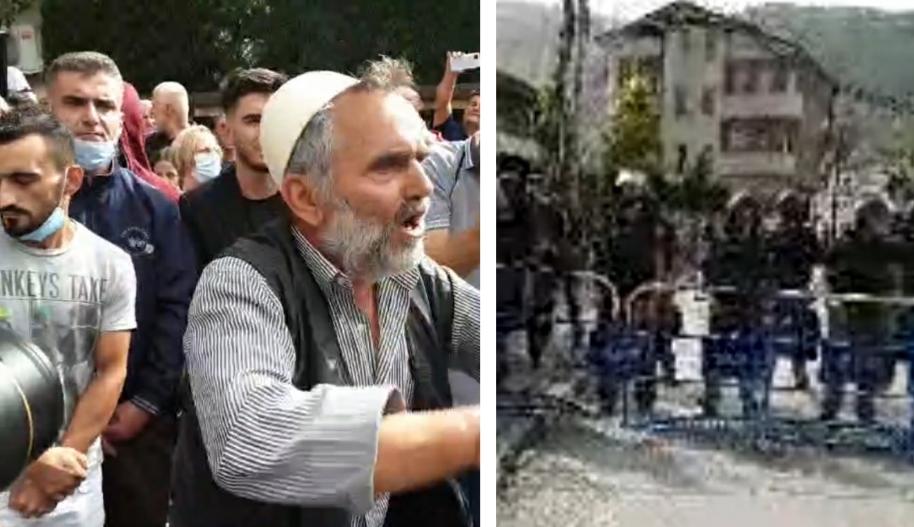 ВМРО-ДПМНЕ со поддршка за уапсените и демонстрантите во Тетово