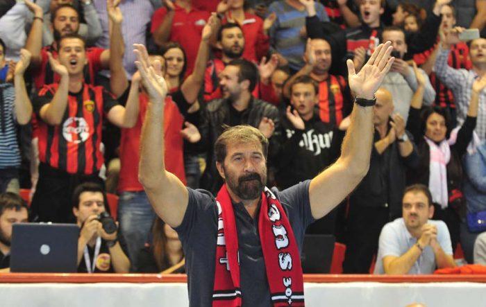 Вујовиќ по победата: Благодарам на публиката што ни даваше ветар во грбот