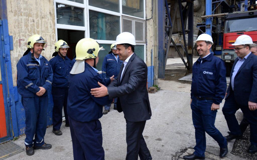 СДСМ: Од земја зависна од увоз на енергија, благодарение на нашата Влада, денес сме држава која го модернизира енергетскиот систем