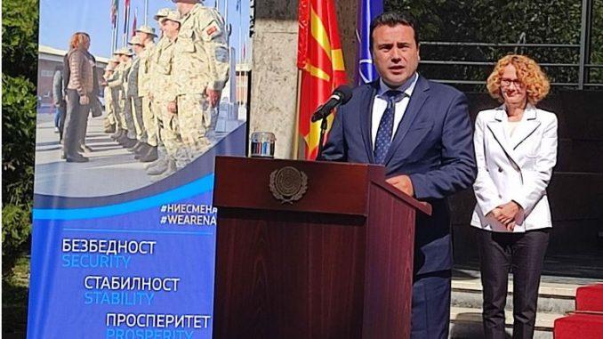 ЗАЕВ: НАТО ни носи големи придобивки за економијата, нашите компании може да заработат од буџетот од 5 милијарди евра