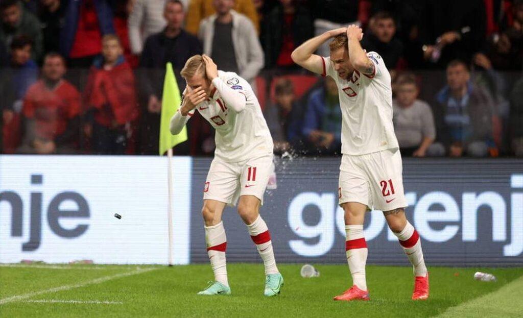 Албанија ќе биде казнета од УЕФА поради нападот врз полските фудбалери