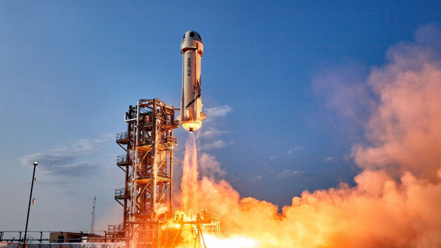 Одложен вториот туристички лет во Вселената поради лошите метеоролошки услови