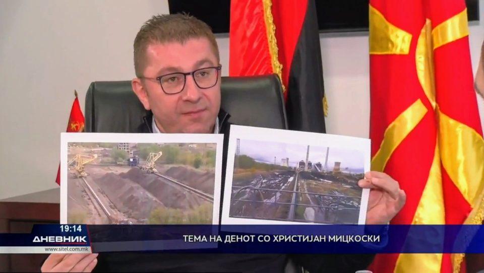 МИЦКОСКИ ЗА ЕНЕРГЕТСКАТА КРИЗА ВО МК: Ова се депониите со јаглен – празни, затоа ќе дадат 50 милиони евра за да увезат!