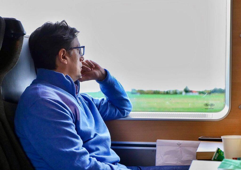 ПЕНДАРОВСКИ ВО ШВЕДСКА: Некогаш со Југо, сега со воз од Малме преку Гетеборг до Стокхолм